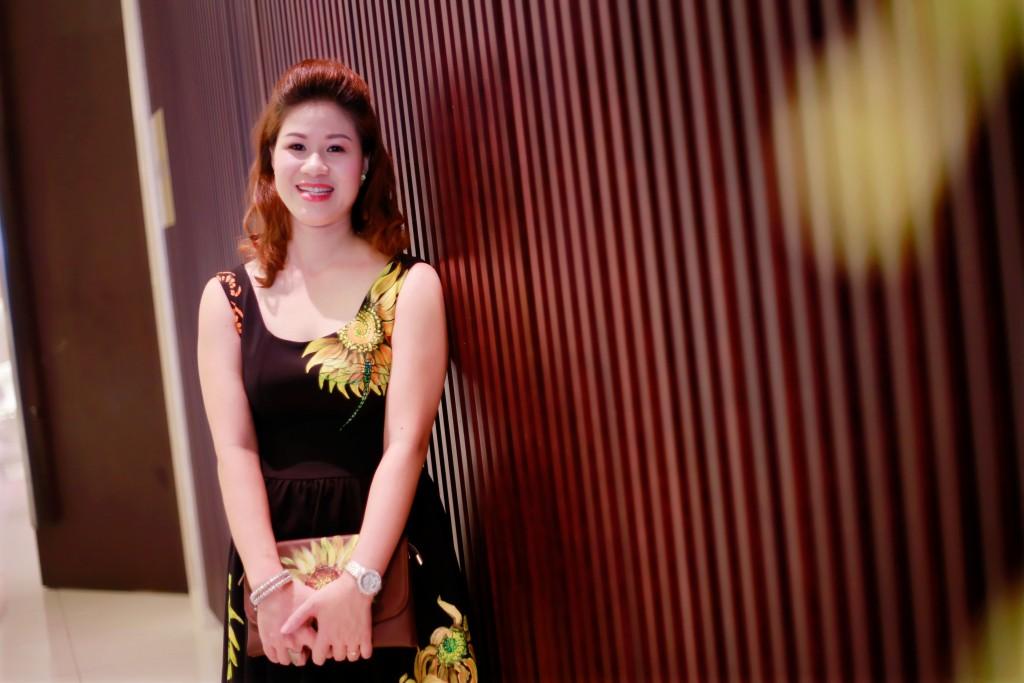 CEO Nguyễn Thị Thoa - người vẽ nên chân dung nàng Monna kiêu kỳ, xinh đẹp